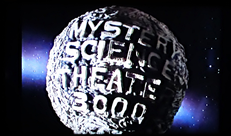 mst3k globe rotating on tv