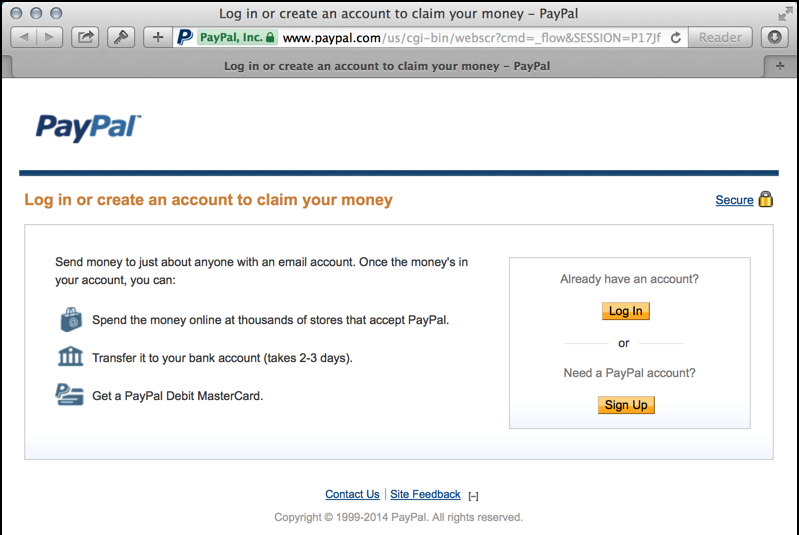 Does PayPal ever send email about unclaimed money? - Ask Dave Taylor