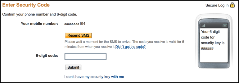 PayPal 2-step verification account security