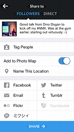 How do i tag someone in an instagram photo post ask dave taylor tagging a person in instagram ccuart Image collections