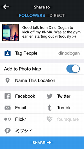 How do i tag someone in an instagram photo post ask dave taylor behind the scenes at instagram ccuart Images