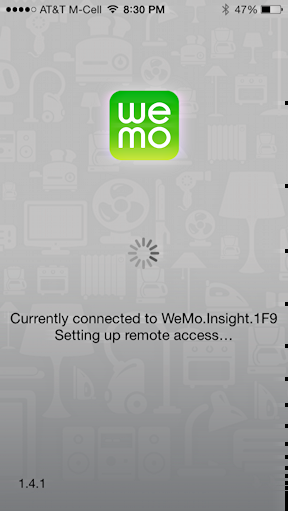 wemo app on apple iphone