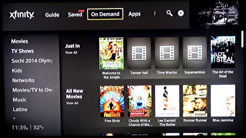 Watch the Olympics on NBC's Olympics app on an Xfinity X1 box? - Ask