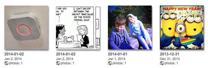 photos in picasa photo album