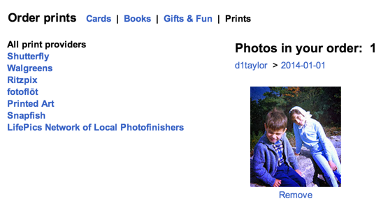 order prints from google photos