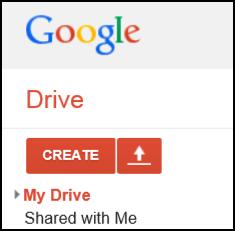 upload file to google drive