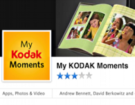 my kodak moments tutorial