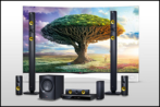 LG HDTV and Home Theater Setup - buying guide