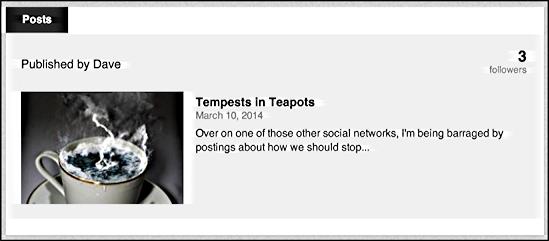 publishing power post live on linkedin