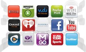 Vizio SmartTV Options