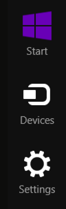 windows 8.1 charms bar