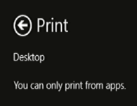 how to print to an hp laserjet printer from windows 8