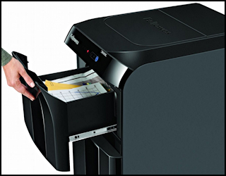 Easiest Way To Shred A Lot Of Paper Fellowes Automax