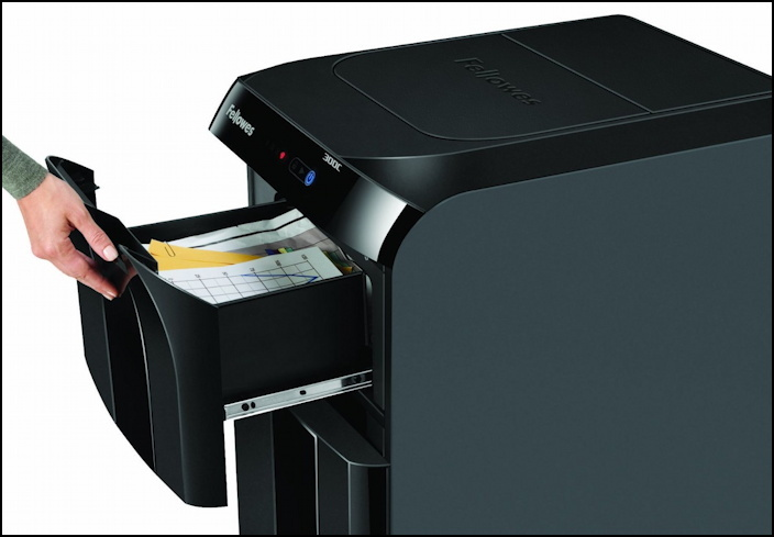 fellowes automax 300c 500c paper shredder