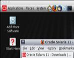 oracle/solaris 11 running on a Mac system Windows virtualbox