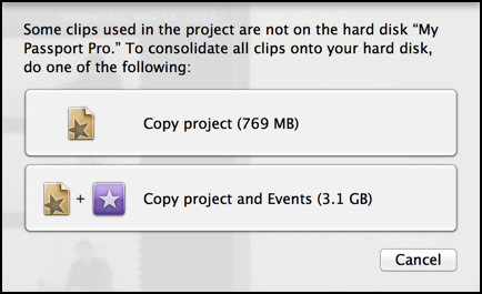 The Smart Way to Move iMovie Projects to External Disks
