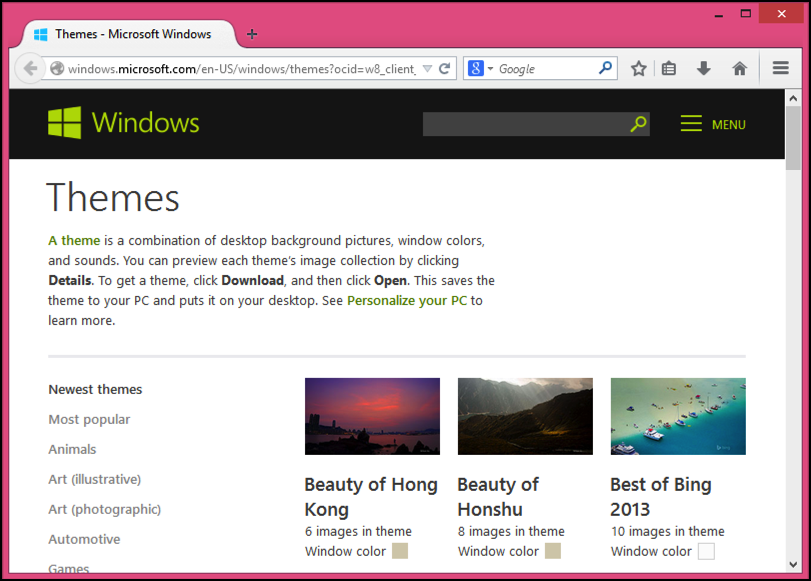 How can I change my Windows 8 desktop wallpaper? - Ask Dave Taylor