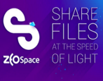 zeospace cloud storage and sharing solution