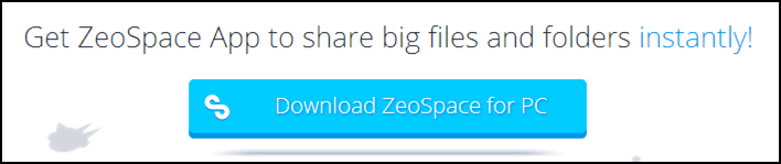 install zeospace on your PC