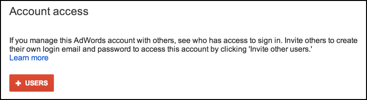 how to add user to google account