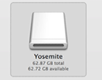 mac os x 10.10 yosemite installer usb external flash drive thumbdrive