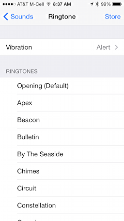 how to change ringtone on iphone 5 how do i change the ringtone on my iphone 5c ask dave 7536