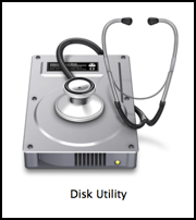 mac os x disk utility