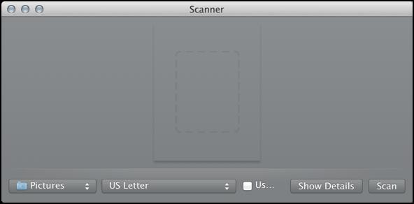 open scanner, scanning software macos