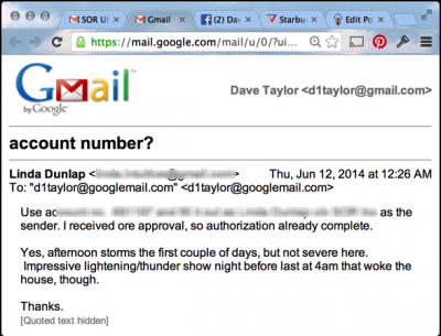 Easy way to Print a Message in Gmail? - Ask Dave Taylor