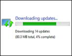 how to download and install system updates windows update