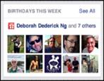 wish your facebook friends happy birthday