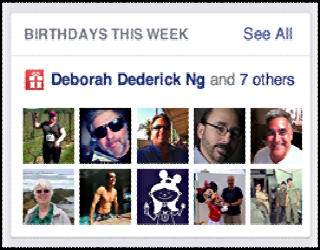 How to find all your friend's birthdays on Facebook - from