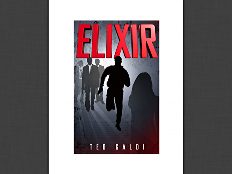 cover of pdf book elixir