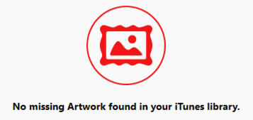 missing artwork in itunes library?
