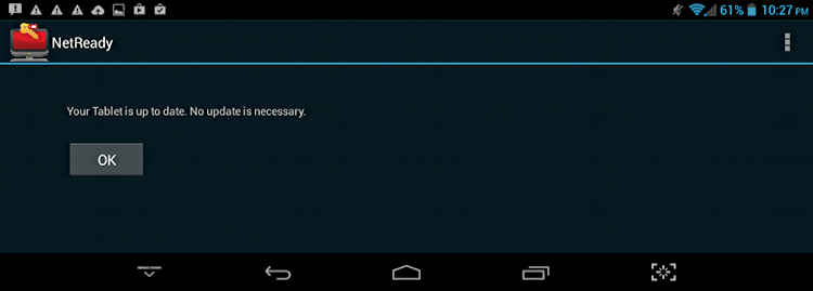 no updates for your android jelly bean 4.2 os