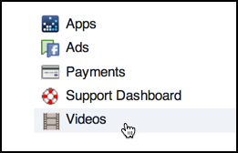 various facebook preference and usability ui ux settings