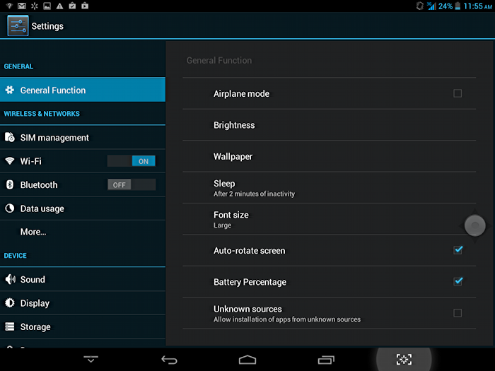 how to reformat hard reset wipe delete remove data android