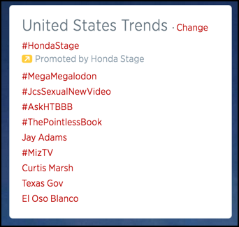 twitter trending now trends - united states