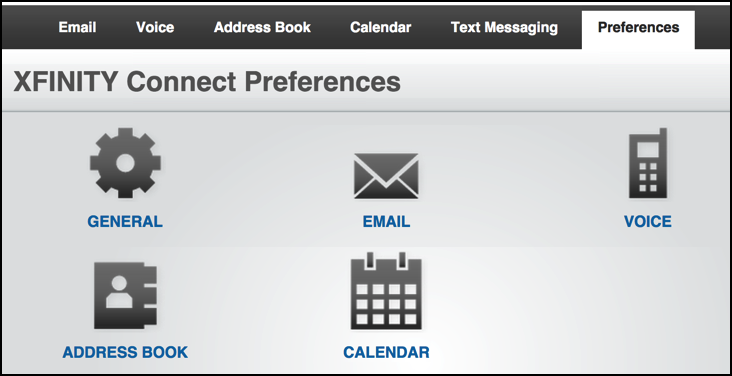 comcast email setup