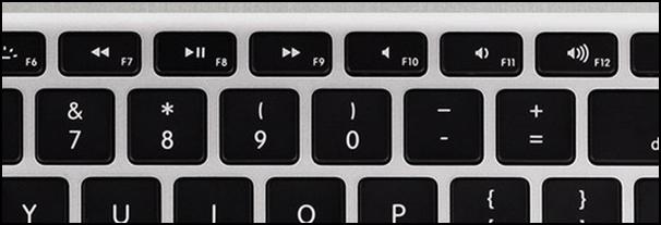 mac button not working