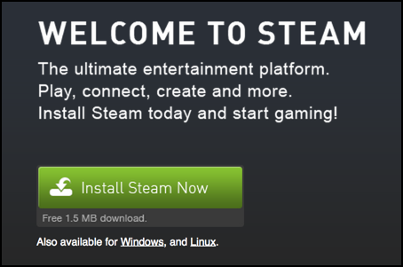 download steam for your mac