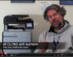 dave taylor reviews the hp m476dw color mfp laser printer