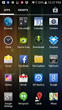 Move app icons onto my Android phone home screen? - Ask Dave Taylor