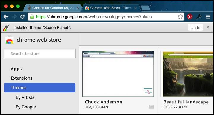 Chrome For A Mac