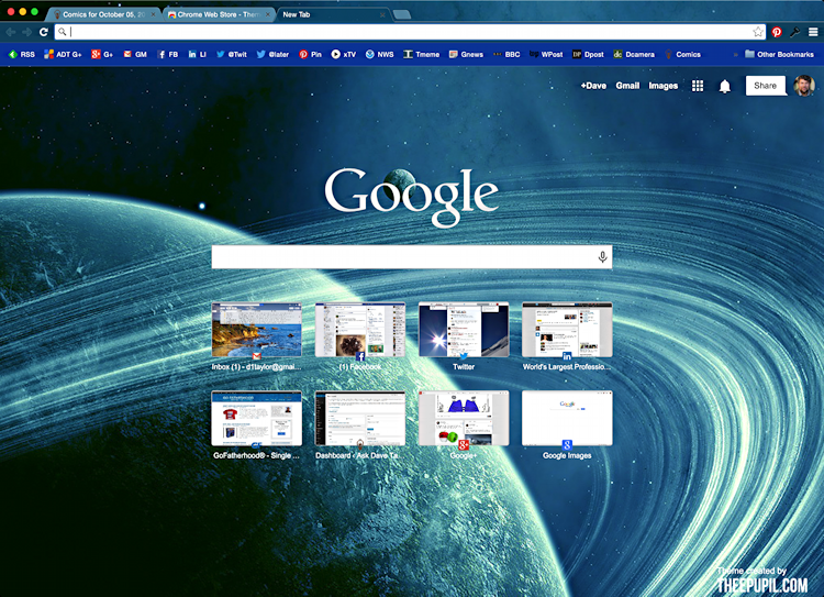 How do I change my Google Chrome Theme? - Ask Dave Taylor