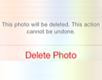 how to delete photos from recently deleted folder ios8 apple iphone ipad