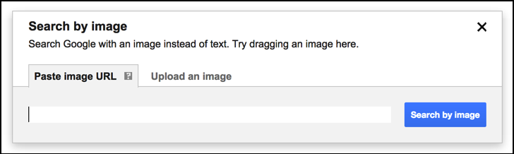 identify a photo image photograph google image search