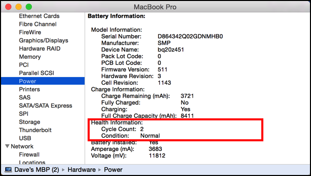 Do I need a new battery in my MacBook Pro? - Ask Dave Taylor