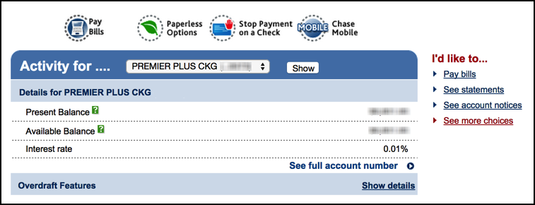 how do i transfer money from chase to bank of america online