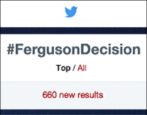 keep track of the riots and protests / breaking news ferguson decision
